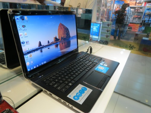 Dr.Dre at 'Tech Zone' Laptop Store: Unity Plaza 1
