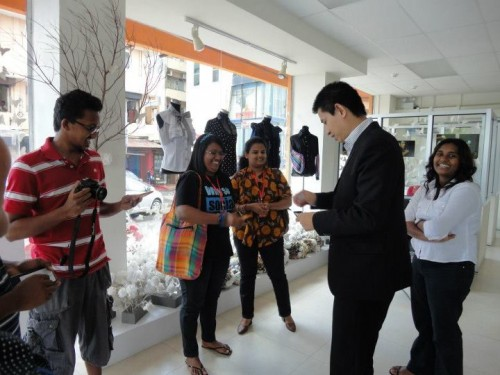 Raffles Colombo holds open house on 11th saturday august 2012 4