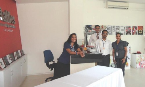 Raffles Colombo holds open house on 11th saturday august 2012 9