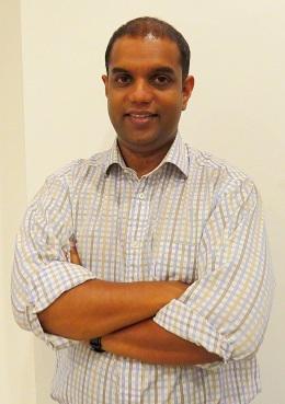 Leapset's CEO, Mani Kulasooriya