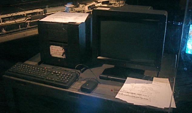 The very first web server: Tim's NeXT machine at CERN. Photo by raneko (https://www.flickr.com/photos/raneko/)