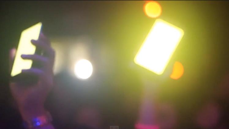 Light-app-for-concerts